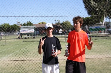 Cobram 2012 Runners Up