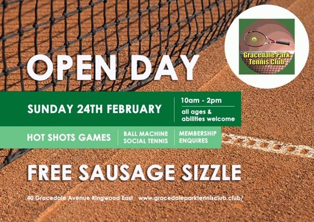 Gracedale Park Open Day 20191